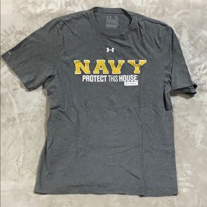 Under Armour Navy t-shirt